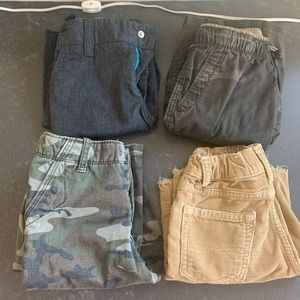 Lot of 4 Boys Shorts